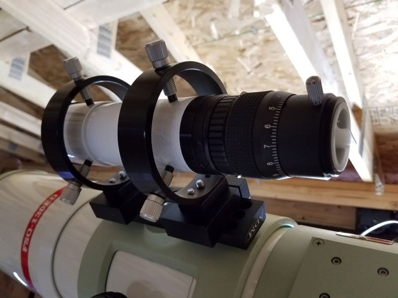 Guide Scope Mounting Rings